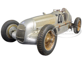 1934 Mercedes W25 #20 M.V.Brauchitsch Dirty Hero Limited Edition to 1000pcs 1/18 Diecast Model Car CMC 147