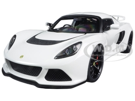 Lotus Exige S White 1/18 Model Car AutoArt 75383
