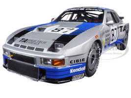 1982 Porsche 924 GTR #87 B.F.Goodrich Le Mans 24Hr Winner in IMSA GTO Class Limited Edition to 500pcs 1/18 Model Car True Scale Miniatures 141824