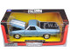 1970 Chevrolet El Camino SS Blue 1/24 Diecast Model Car New Ray 71883