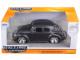 1959 Volkswagen Beetle Satin Metallic Gray with 5 Spoke Wheels 1/24 Diecast Model Car Jada 97490