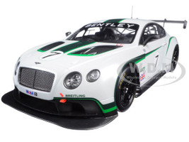 2013 Bentley Continental GT3 #7 Goodwood Festival of Speed Limited to 500pc Worldwide 1/18 Model Car True Scale Miniatures 141829R
