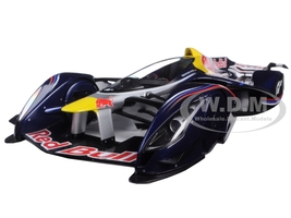 Red Bull X2014 Fan Car Red Bull Color Sebastian Vettel 1/18 Model Car Autoart 18118
