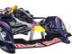 Red Bull X2014 Fan Car Red Bull Color Sebastian Vettel 1/18 Model Car Autoart 18118
