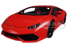 Lamborghini Huracan LP610-4 Rosso Mars Metallic Red 1/18 Model Car Autoart 74601