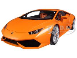 Lamborghini Huracan LP610-4 Arancio Borealis Metallic Orange 1/18 Model Car Autoart 74603