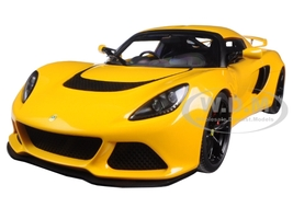 Lotus Exige S Yellow 1/18 Model Car Autoart 75382