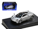 Pagani Huayra Metallic Silver 1/43 Diecast Model Car Autoart 58206
