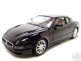 Maserati 3200 GT Coupe Black 1/18 Diecast Model Car Bburago 12031