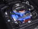 1967 Ford Mustang GTA Fastback Black 1/18 Diecast Model Car Maisto 31166