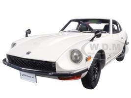 1969 Nissan Fairlady Z432 (PS30) White 1/18 Diecast Model Car AutoArt 77438