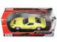 Lamborghini Miura P 400 S Yellow 1/24 Diecast Model Car Motormax 73368