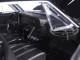 1966 Pontiac GTO Black 1/25 Diecast Model Car New Ray 71853 B