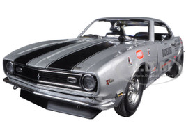 1968 Chevrolet Drag Camaro Z/28 Quicksilver Limited Edition to 672pcs 1/18 Diecast Model Car Acme A1805702