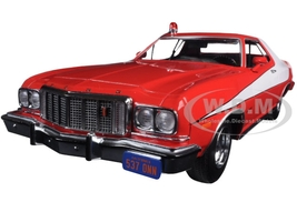 "1976 Ford Gran Torino ""Starsky and Hutch"" (TV Series 1975-79) 1/18 Diecast Model Car Greenlight 19017"