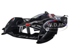 Red Bull X2014 Fan Car Sebastian Vettel Hyper Silver 1/18 Model Car Autoart 18117