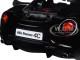 Alfa Romeo 4C Gloss Black 1/18 Model Car Autoart 70184