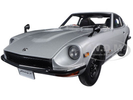 1969 Nissan Fairlady Z432 (PS30) Silver 1/18 Diecast Model Car AutoArt 77437