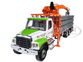 Freightliner M2-114SD Fassi Boom Material Handler with Drywall Load 1/34 Diecast Model First Gear 10-4045