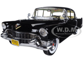1955 Cadillac Fleetwood Series 60 Special Black The Godfather 1972 Movie 1/18 Diecast Model Car Greenlight 12949