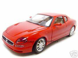 Maserati 3200 GT Coupe Red 1/18 Diecast Model Car Bburago 12031