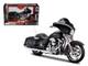 2015 Harley Davidson Street Glide Special Black Motorcycle Model 1/12 Maisto 32328