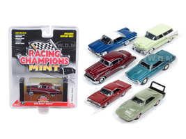 Mint Release 1 Set A Set of 6 cars 1/64 Racing Champions RC001-A