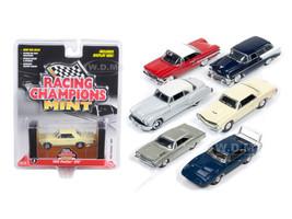 Mint Release 1 Set B Set of 6 cars 1/64 Racing Champions RC001-B