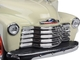 1950 Chevrolet 3100 Pickup Truck Harley Davidson 1/25 With 2001 FLSTS Heritage Springer Motorcycle 1/24 Diecast Model Maisto 32194