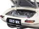 """1963 Jaguar Lightweight E-Type #15 """"Cunningham 5115 WK"""" 1/18 Diecast Model Car Paragon 98351"""