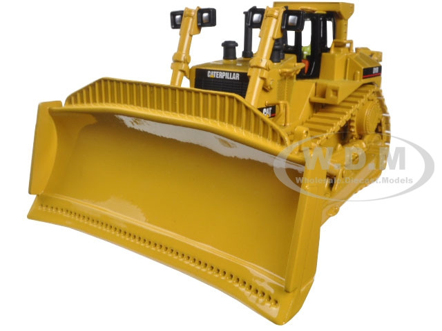 CAT Caterpillar D11R Track Type Tractor with opeartor 1/50 Diecast Model Diecast Masters 85025 C