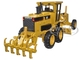 Caterpillar 140H Motor Grader Core Classics Series with Operator 1/50 Diecast Model Diecast Masters 85030 C