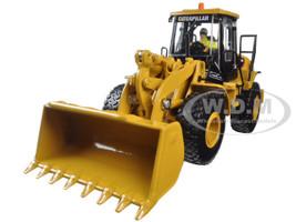 CAT Caterpillar 950H Wheel Loader with Operator 1/50 Diecast Model Diecast Masters 85196 C