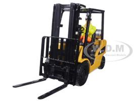 CAT Caterpillar P5000 Lift Truck with Operator 1/25 Diecast Model Diecast Masters 85223 C