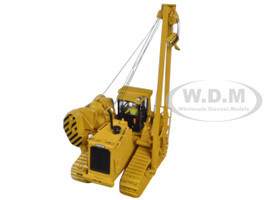 CAT Caterpillar 587T Pipelayer with Operator High Line Series 1/50 Diecast Model Diecast Masters 85272
