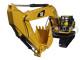 CAT Caterpillar 330D L Hydraulic Excavator Core Classics Series with Operator 1/50 Diecast Model Diecast Masters 85199 C