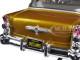 "1955 Buick Century Gold/Black ""Outlaws"" 1/26 Diecast Model Car Maisto 32507"
