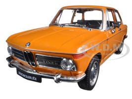 BMW 2002ti Orange 1/24 Diecast Model Car Welly 24053