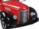 International KB-8 Stake Truck with Tarp Load Napa Auto Parts 1/34 Diecast Model First Gear 19-2376