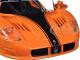 Maserati MC 12 Orange 1/24 Diecast Model Car Bburago 21078