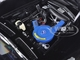 Mazda Cosmo Sport Black 1/18 Diecast Model Car Autoart 75937