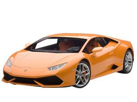 Lamborghini Huracan LP610-4 Arancio Borealis 4-Layer Pearl Metallic Orange 1/12 Model Car Autoart 12098