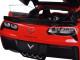 Chevrolet Corvette C7 Z06 Torch Red 1/18 Model Car Autoart 71262