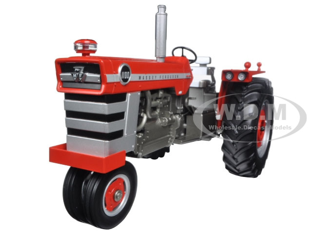 Massey Ferguson 1100 Gas Narrow Front Tractor 1/16 Diecast Model Speccast SCT547