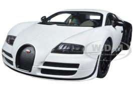 Bugatti Veyron Super Sport Pur Blanc Edition 1/18 Diecast Model Car Autoart 70933