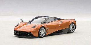 Pagani Huayra Bronze 1/43 Diecast Model Car Autoart 58207