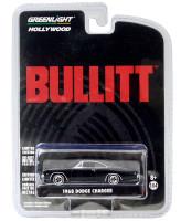 1968 Dodge Charger R/T Bullitt 1968 Movie 1/64 Diecast Model Car Greenlight 44741