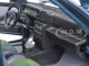 1989 Lancia Delta HF Integrale 16V Blue 1/18 Diecast Model Car Sunstar 3152
