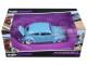 "Volkswagen Beetle Blue ""Outlaws"" 1/24 Diecast Model Car Maisto 31023"