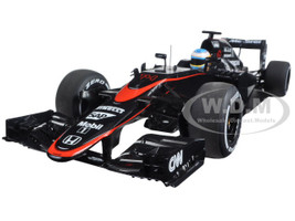 McLaren MP4-30 F1 2015 Barcelona/Spain Fernando Alonso #14 1/18 Model Car Autoart 18121